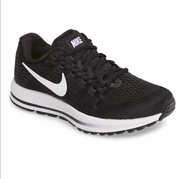 a5ea1935be Nike Shoes | Womens Air Zoom Vomero 12 Blackwhite 863766 001 | Poshmark